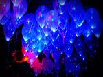 подсветка воздушных шаров